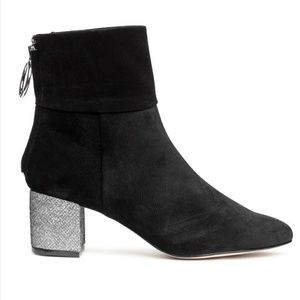 H&M Ankle Boots NWT